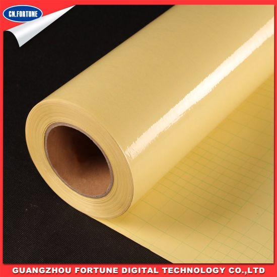 Glossy Cold Lamination PVC Film for Printing Material pictures & photos