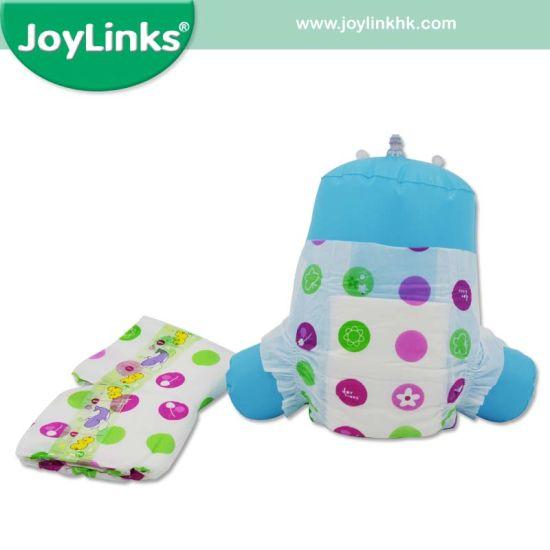 Free Sample Disposable Baby Diaper/Cotton Diaper Manufacturer in Quanzhou