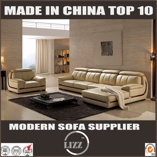 Furniture Manufacturers Sitting Room Modern Italian Leather Sofa Pictures Photos