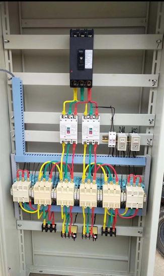 Pz70 Low Voltage Metal Power Panel Switchgear Distributionbox