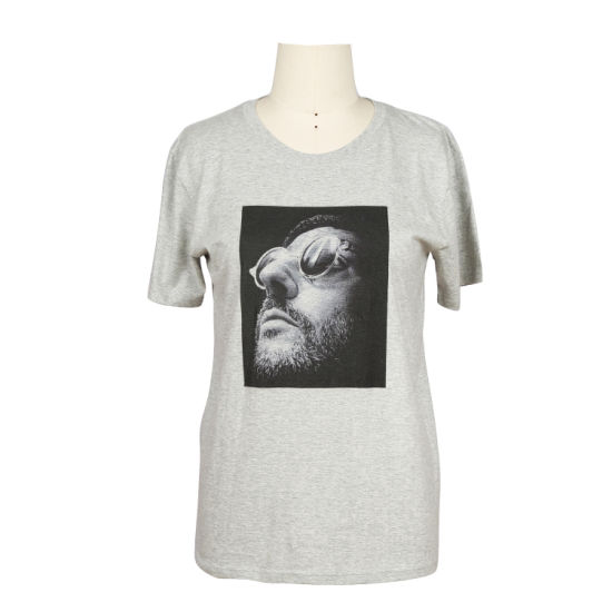 Round Neck Printing T Shirt Top for Man