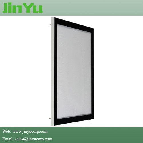 Wall Mounted Magnetic Slim LED Lightbox pictures & photos