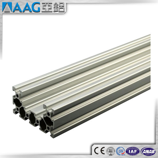 Industrial T Slot Aluminum Profile Manufacturer pictures & photos