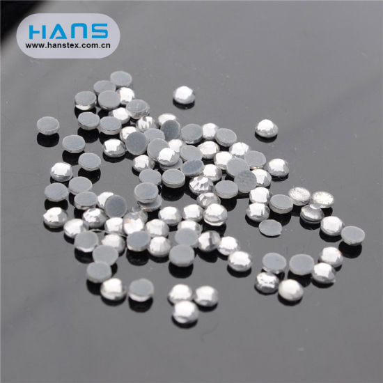 Hans New Well Designed Clean and Flawless Hotfix Rhinestone