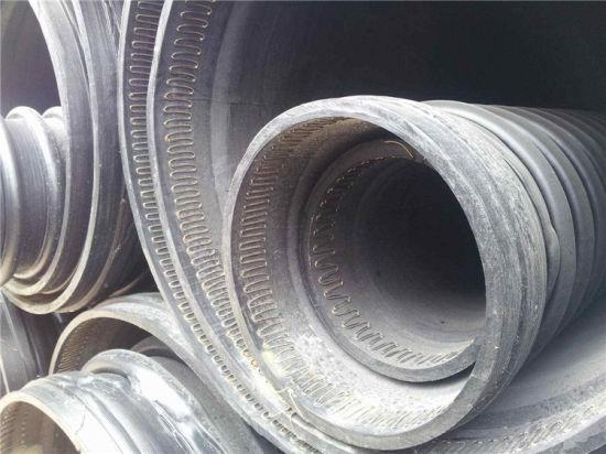 High Density Krah Irrigation PE 100 Spiral Pipe