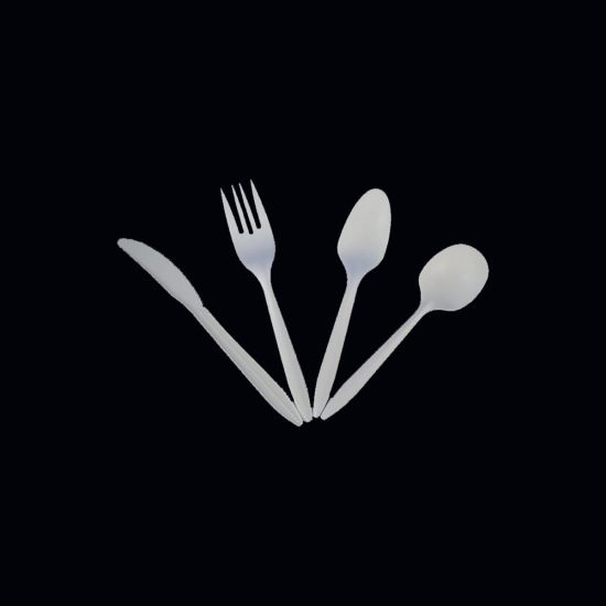 Customized PLA Cutlery PLA Spoon Fork Knife