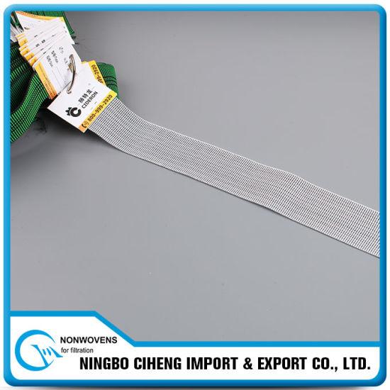 Cheap Sofa Polyester Webbing Grey Stretching Adjustable Elastic Strap