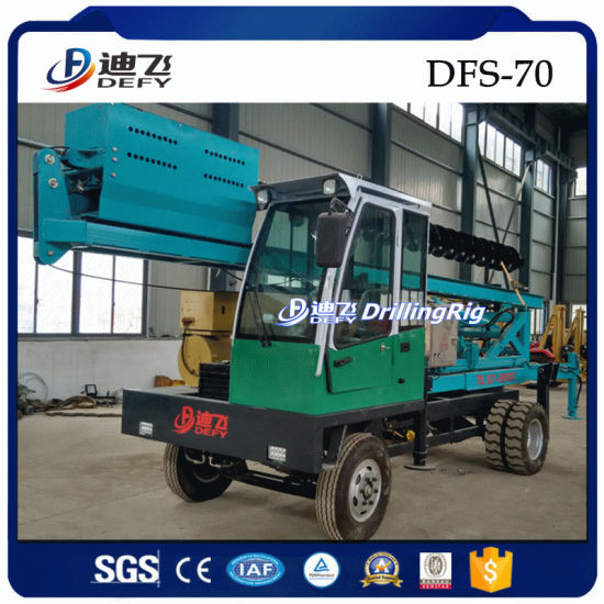 11m Hot Sell Truck Mounted Auger Piling Machine pictures & photos