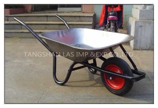 Wheelbarrow Heavy Duty Construction Wheelbarrow Wb6414 pictures & photos