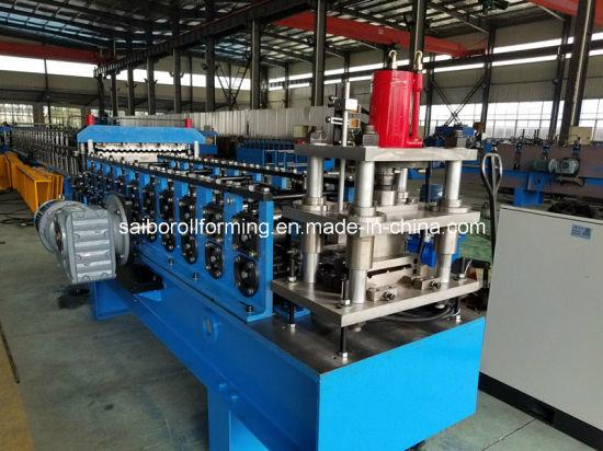 Yx170/195 Purlin Roll Forming Machine