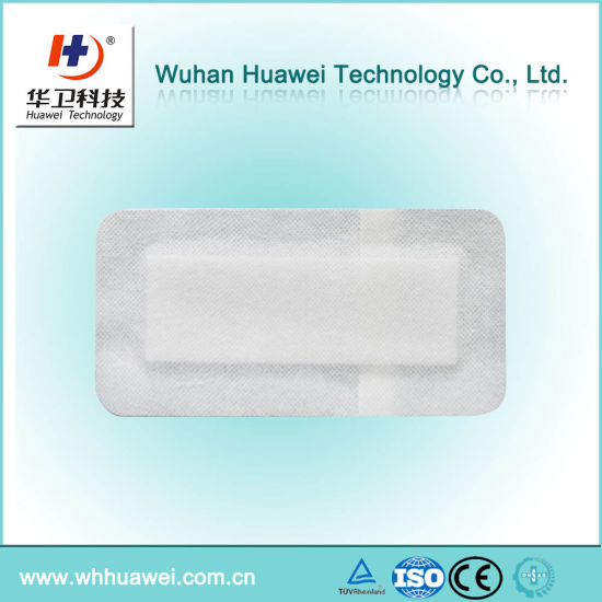 Waterproof Non-Woven Medical Wound Adhesive Plaster Sterile Dressing