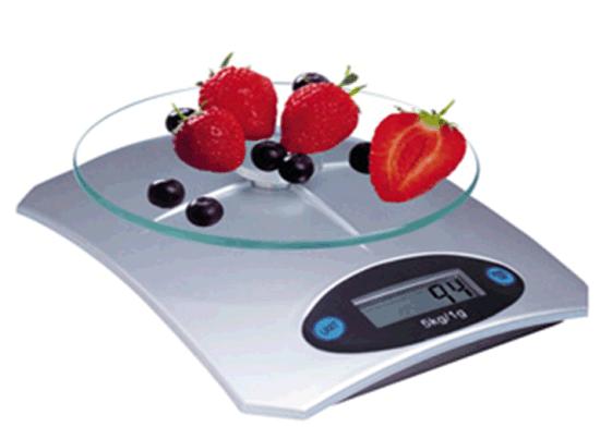 Basic Electronic Kitchen Scale