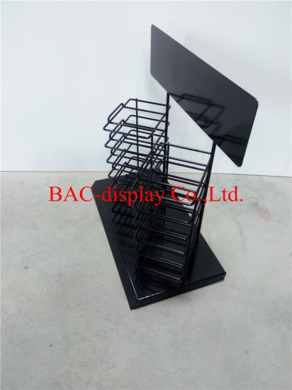 Professional Custom Metal Display Stand pictures & photos