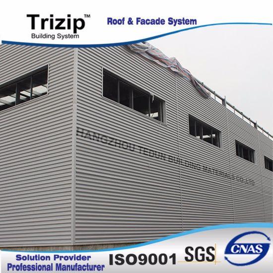 Prepainted Corrugated Galvanized Steel Wall Sheet
