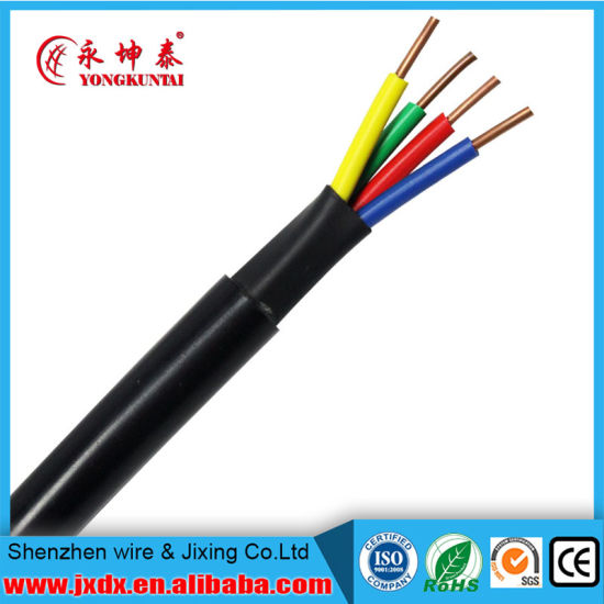 China Different Types Householding Electrical/Electric Wire Cables ...