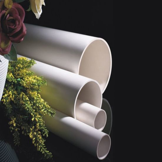 Different Inches PVC-U Water Drainage Pipe