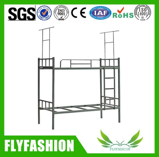 Hot Sale Durable Metal Double Dormitory Bed Bunk Bed (BD-30)