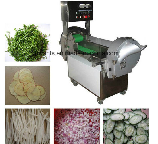 High Quality National Standard Vegetable Cutting Machine Good Price pictures & photos
