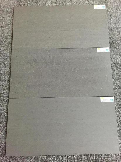 Dark Gray Color Slate Design 300X600mm Porcelain Tile pictures & photos