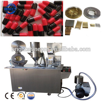 New Semi-Automatic Empty Hard Gel Capsule Filler Machine (BCGN-208D) pictures & photos