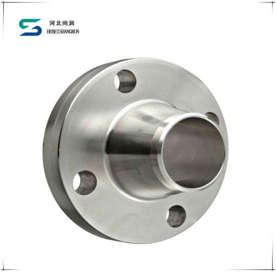 ANSI Carbon Steel Long Weld Neck Flange for Pipe Fitting