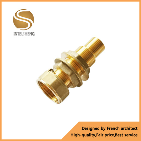 Brass Hose Joint Fitting (KTBF-OEM-203)