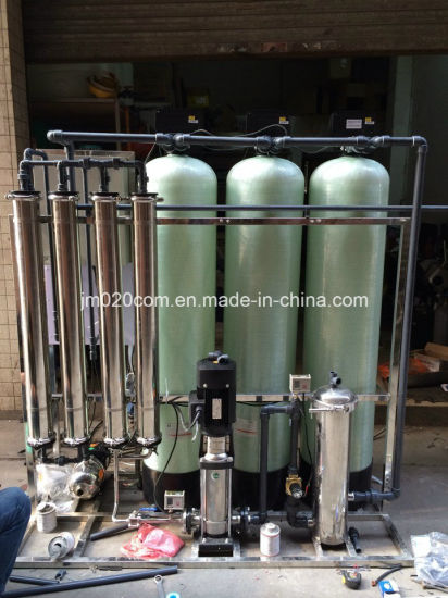 Water Filtration Water Treatment Equipment RO System 5t/H pictures & photos
