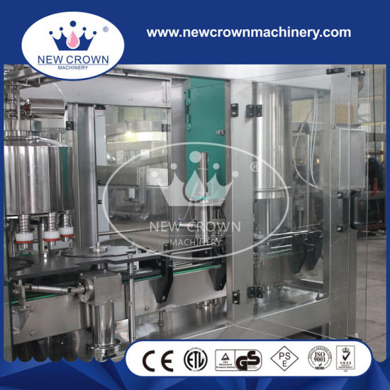 Factory Price 2in1 Juice Filling Machine for Tin Can pictures & photos