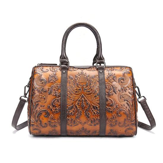 e1d68c330 New Design Good Quality Low Price Genuine Leather Ladies Purse Women Handbag
