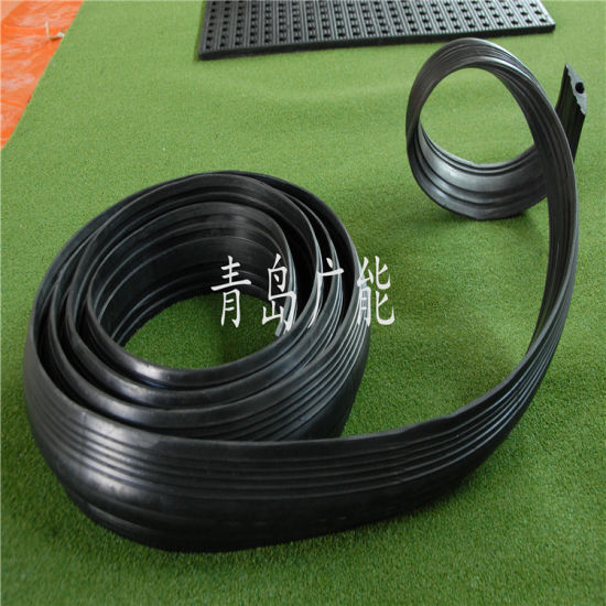 Traffic Safety Product Flexible Rubber Cable Protector Outdoor