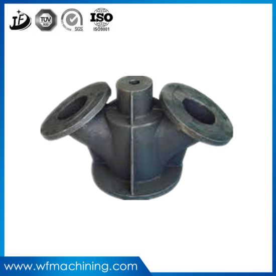 OEM Customized Sand Casting Part Carbon Steel Wrought Iron Casting pictures & photos