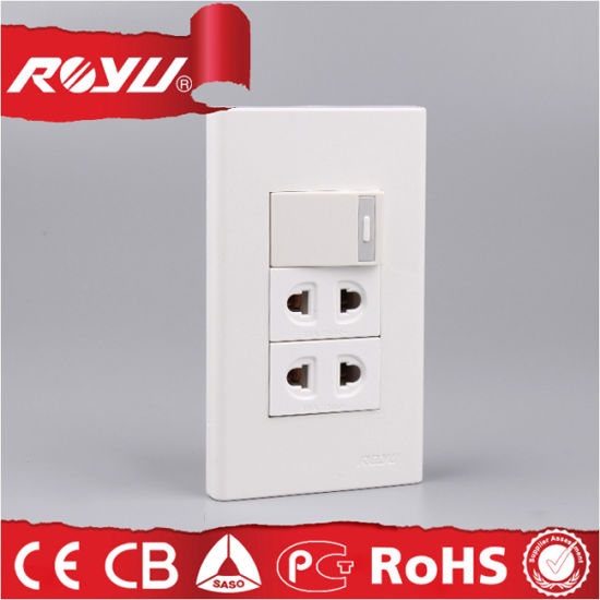 High Quality OEM Energy Saving Power Button Socket and Switch