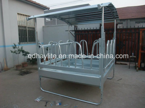 High Quality Hot DIP Galvanized Horse Hay Feeder pictures & photos