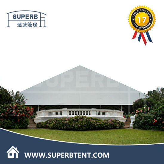China Large Outdoor Huge Curve Frame Party Tents (XLS40/4.0-5CT ...