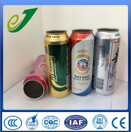 475ml 16oz Aluminum Cans with 202# Ends for Beer