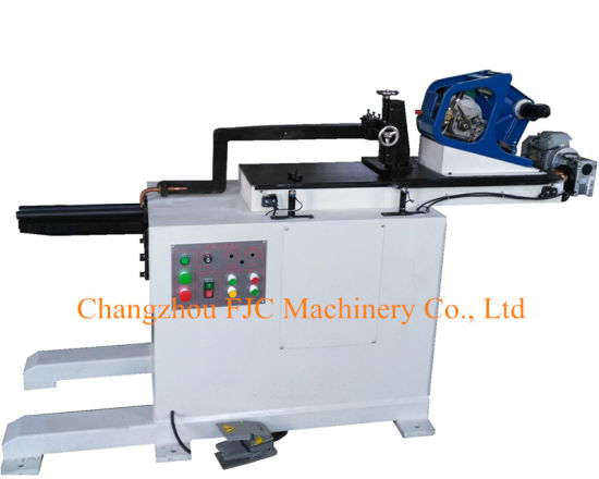 Wheel Rim Flat Sheet Seam Automatic Submerged Arc Inner/out Welding Machine pictures & photos