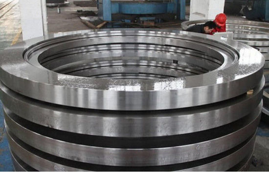 ASTM DIN Standard Forged Steel Ring for Auto Parts pictures & photos