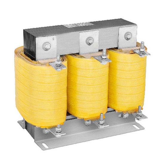 China Reactance Implement For Power Inverter Three Phase Input Ac Choke 380v Reactor For Harmonic Filtration China Harmonic Filter Reactor Electric Reactor