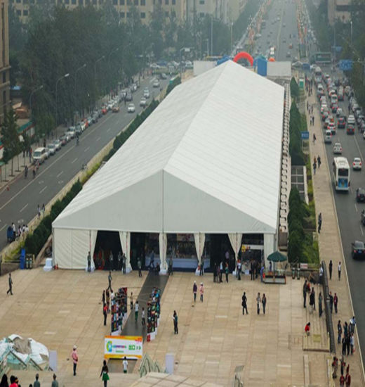 Outdoor Rooftop Exhibition Event Storage Warehouse Industrial Tent pictures & photos