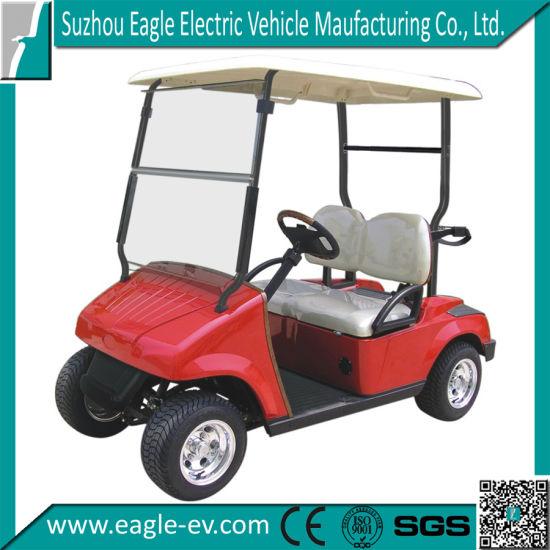 Electric Golf Carts, 2 Seats, Eg2026k, CE, Lsv, Brand New Cheap