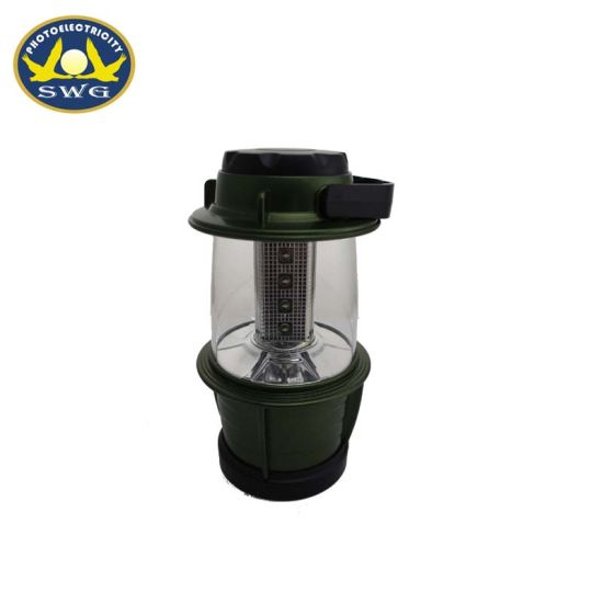 12LED Portable Camping Light, LED Hand-Held Camping Lantern pictures & photos