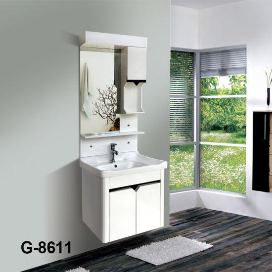 High Quality Environmental Pvc Bathroom Furniture Cabinet