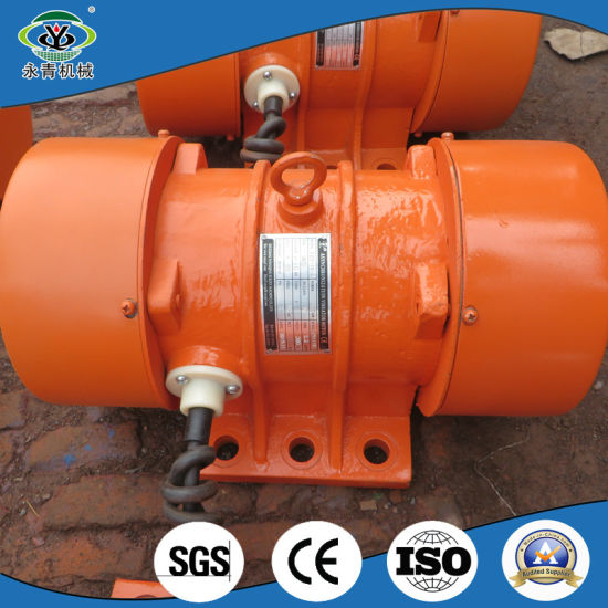 China High Frequency Small Vibration Screen Motor (YZS-10-6