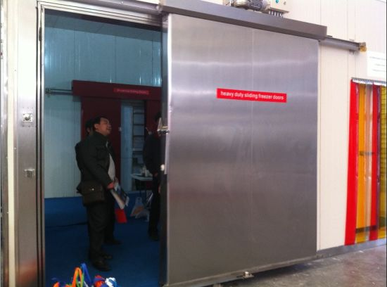 Sliding Door for Frozen Cold Room Color Coated pictures & photos