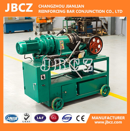 Rib Peeling Thread Rolling Machinery Used for Concrete Reinforcing Steel Bars
