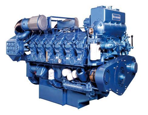 Weichai M26 Marine Diesel Engine Series (330-808kW) pictures & photos