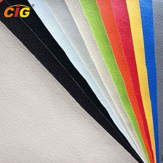 0.8mm - 1.2mm Thickness Bag Leather with Much Colors