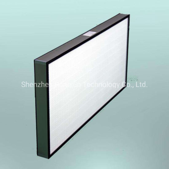 No Clapboard HEPA Air Filter for Cleanroom