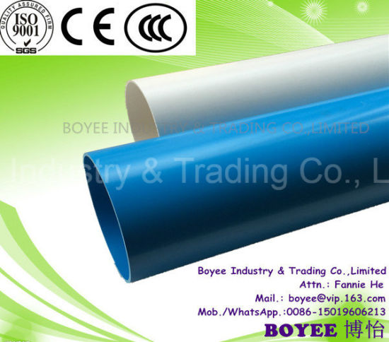 Different Sizes of U-PVC Water Supply Pipe