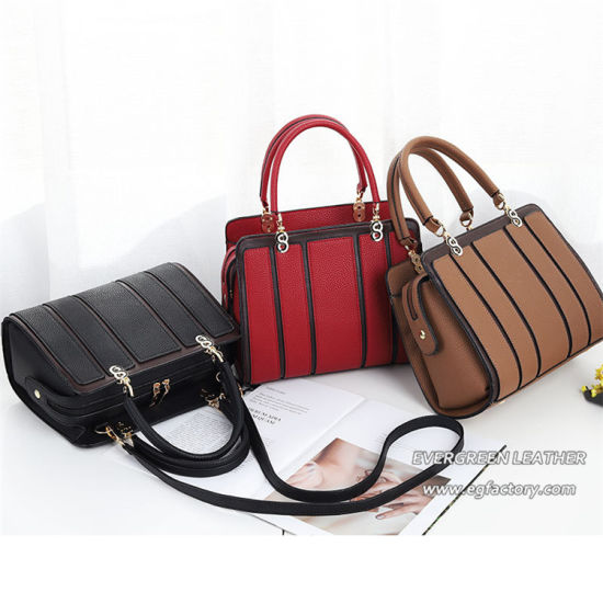 18 Yrs Professional Leather Handbag Manufacturer 2 Factories 1 Showroom Customized Order Expert Over 3500 Fashion Designs Accept Small Moq Welcome
